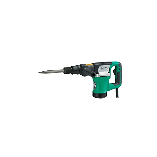 Makita MT860G Demolition Hammer 900W 12lbs Easy Grip Replace 220v Charger Europe type C plug by Makita (Image #3)