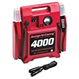 Jump-N-Carry 12 Volt Jump Starter - 1100 Peak Amps. 325 Cranking Amps Tools Equipment Hand Tools