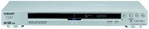 Sony Hdtv Ready Tv (Sony DVPNS725P Progressive-Scan DVD/CD Player)