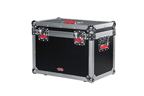 Gator Cases G-TOUR Series ATA Style Road Case for Mini Electric Guitar Amp Heads Such as Blackstar HT-5RH - Equipped with Heavy Duty Latches and Spring Loaded Handles; (G-TOURMINIHEAD3)