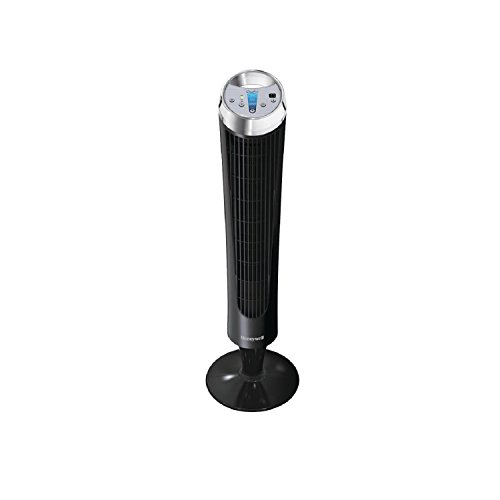 Honeywell HY-280 QuietSet Whole Room Tower Fan - Honey Display