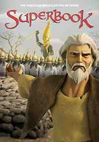 Superbook: Elijah and the Prophets of Baal DVD