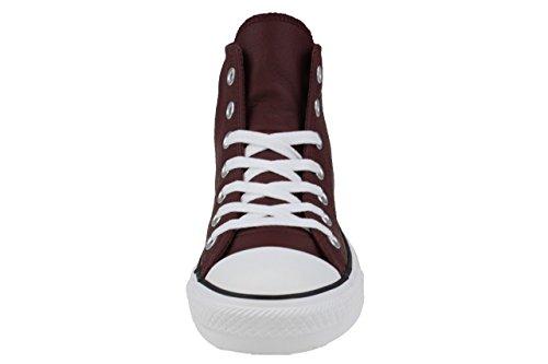 Converse Unisex-Erwachsene All Star Hi Hohe Sneaker bordeaux