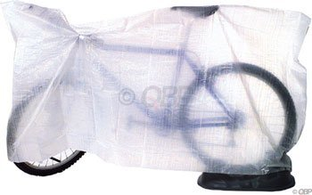 Kool-Stop Bike Pajamas, Ripstop Plastic Bicycle Cover for Outdoor Protection by Kool Stop by Kool Stop