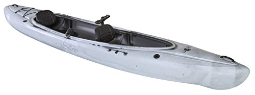 Old Town Canoes & Kayaks Twin Heron Angler Tandem Kayak, Urban Camo