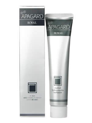 Apagard Tooth Polish Royal 135g toothpaste, Direct from Japan APAG035