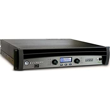 Crown Power Amplifier Amazon : crown it12000hd hd i tech series power amplifier power amp musical instruments ~ Vivirlamusica.com Haus und Dekorationen