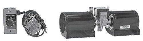 Fireplace Blower for Kingsman Fits all 33,35, 37,48;  Replacement # - Rotom R7-RB38