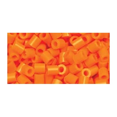 Perler Beads (1000 Per Package) Orange: Toys & Games