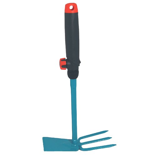 Gardena 08914 Combisystem Metal Hand Hoe with 3 Teeth by Gardena (Image #1)