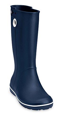 Crocband Crocs Jaunt Blau Donna 410 Di Stivali Women navy Gomma vqSdq