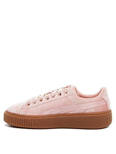 Puma Basket Platform VS W chaussures Rose