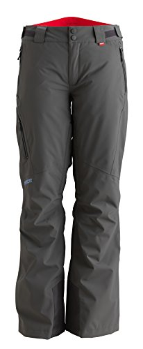 Marker Women's Pandemonium Pants, Large, Dark (Marker Ski Pants)