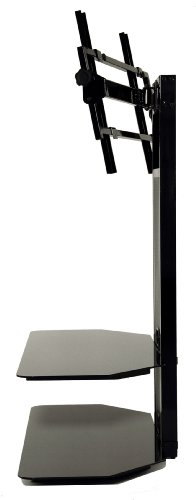 TransDeco TV Stand with Universal Mounting System for 35 to 65-Inch LCD/LED TV by TransDeco (Image #3)