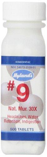 Hylands Muriaticum Homeopathic Headache Indigestion