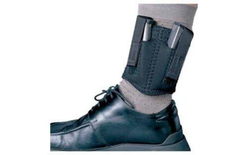 - Desantis Ankle Holster Black 2 Magazines Neoprene N81BJZZZ0