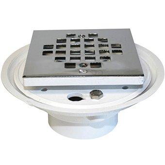 ips-corporation-gidds-173320-shower-drain-square-strainer