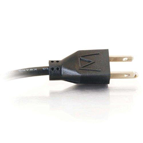 C2G 6ft 18 AWG Outlet Saver Power Extension Cord (NEMA 5-15P to NEMA 5-15R)