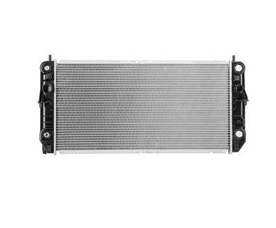 MAPM Premium Quality RADIATOR; STD COOLING; WITHOUT ENGINE OIL COOLER AND 5/8 INCH by Make Auto Parts Manufacturing