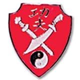Tiger Claw Uniform Pin - Kung Fu Shield