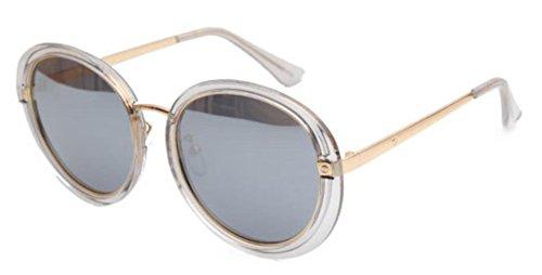 Gafas Oval Travel Lady Silver De De Sunglasses Viaje Sol Shopping Uq7IPI