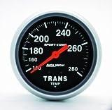Auto Meter 3451 140-280 TRANS. TEMP GAUG