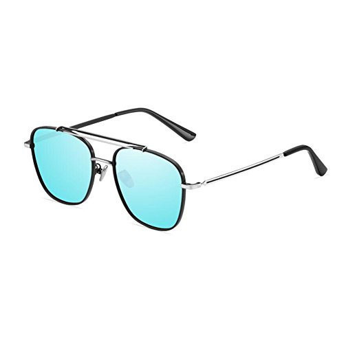 para polarizadas hombre de Grey sol Blue de Conducción lenses retro segura Color HD HONEY lenses Gafas visera Lente SqtfwWX