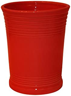 product image for Fiesta 6-5/8-Inch Utensil Crock, Scarlet