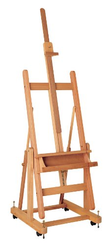 Mabef Mbm-18d Convertible Easel-natural by Mabef