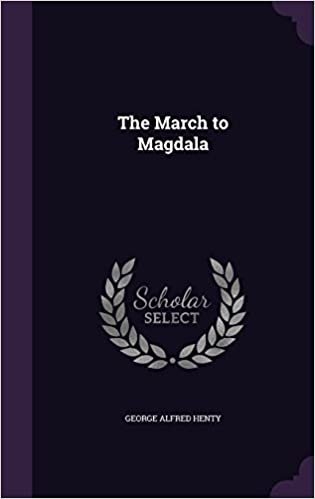 Book The March to Magdala