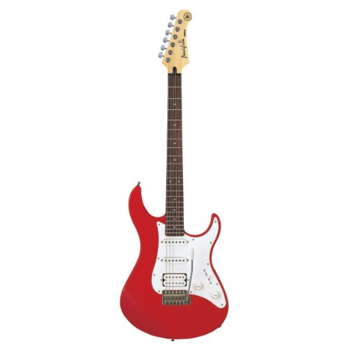 Yamaha Pacifica Series PAC112J Electric Guitar; Metallic Red