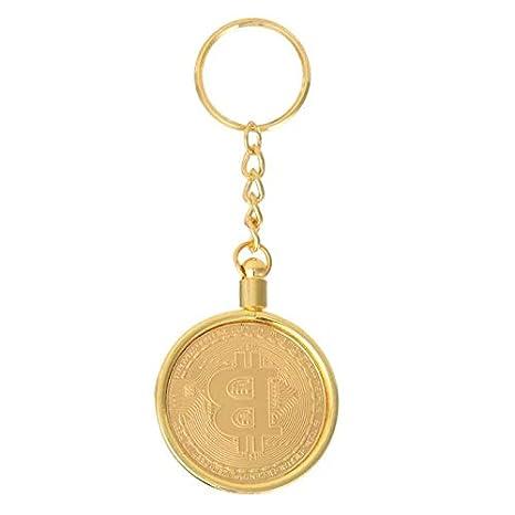Aleación de zinc Bitcoin conmemorativo Sin moneda Moneda ...