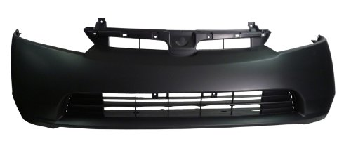 Honda Civic 4 Door Corner - Honda Civic 06-08 Front Bumper Cover Sedan 4 Door 1.8 Liter New
