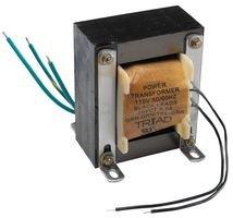 Triad Magnetics N-77U Transformer; Isolation; Pri:115/230VAC, Sec:115VAC; 50/60Hz; 100VA; 1500Vrms; 3In.D ()