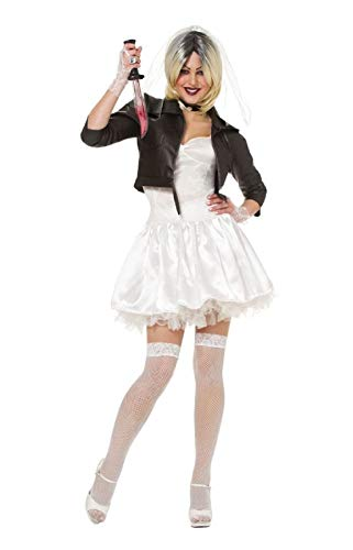 Bride of Chucky Tiffany Adult Womens Costume -