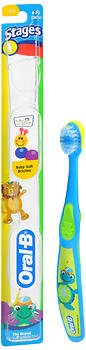 Oral Oral B Stages Toothbrush Pack