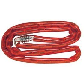 Master Lock 8147D Light Weight Combination Bike Chain Lock,