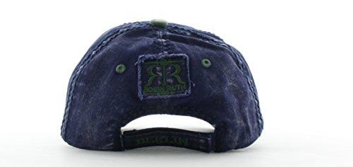 única Gorra Ruth Talla Robin de Azul Hombre para béisbol Azul UnzpP