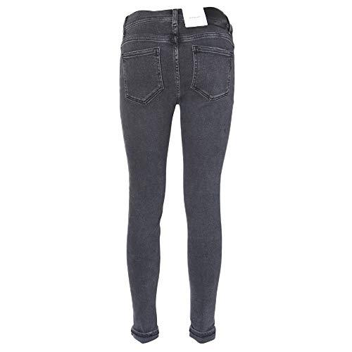 Nero Cotone Donna Jeans Dondup Dp237ds0198pdd999 BUqzRxxAw