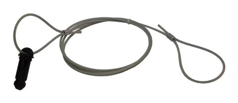 LED BRAKE AWAY CABLE & PIN, Manufacturer: HOPKINS, Manufacturer Part Number: 20052-AD, Stock Photo - Actual parts may vary.