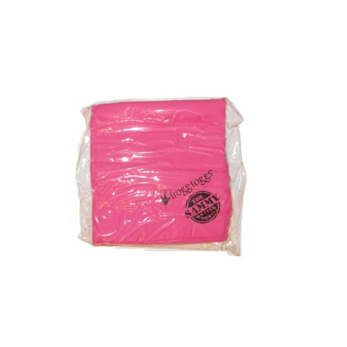 Frogg Toggs Sammy Chammy Drying Towel, Hot Pink