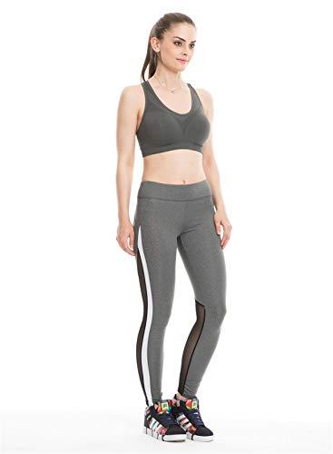 de yoga deportivos el Anuncios Pantalones de mujeres las Medias 60vTqHF