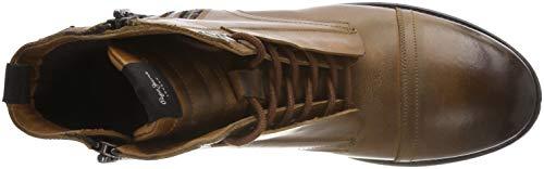 Pepe Tan Cut Stivali Jeans Tom Boot 869 Classici Uomo Marrone qqxavr