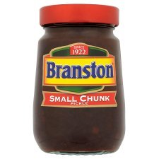 Branstons Sandwich Pickle 360g RedTop (3 Pack)