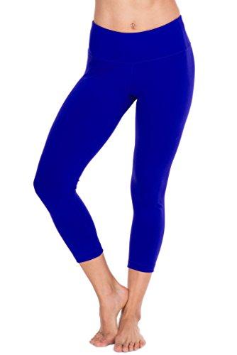 Girls Blue Sports Flare Pants - 2