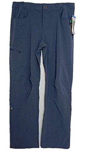 (Pacific Trail Women's Roll-Up Stretch Pants, Vintage Indigo, Size Medium)