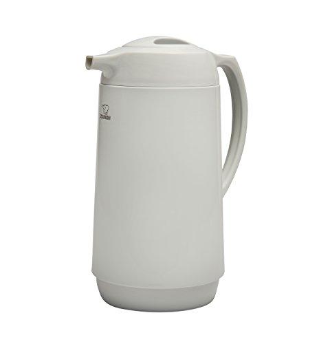 Zojirushi AHGB-10DWB Thermal Serve Carafe, 1.0 Liter, White, Made in ()