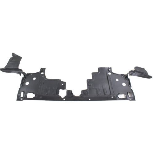 Perfect Fit Group REPH310152 - Accord Engine Splash Shield, Under Cover, Front, 4/ 6 Cyl, Except Hybrid Model, Coupe/ Sedan