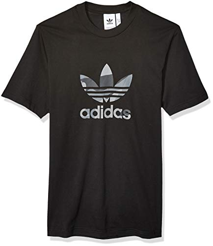 adidas Originals Men's Outline Jersey, black, Medium