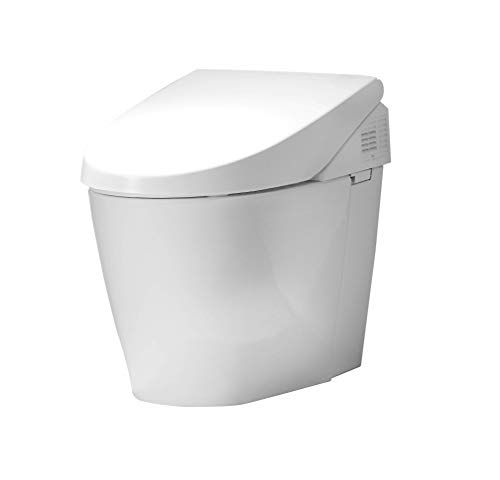 TOTO MS982CUMG#01 Neorest 550H with Ewater+ Disinfection System, Cotton White
